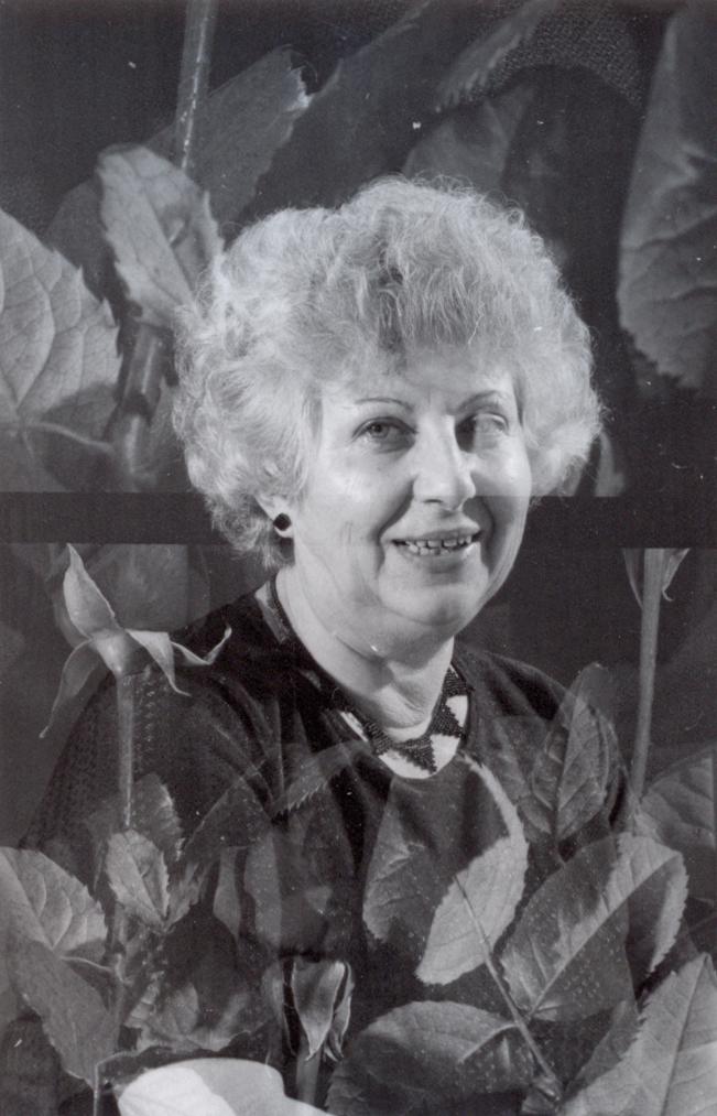 Jámbor Miklósné, Irénke
